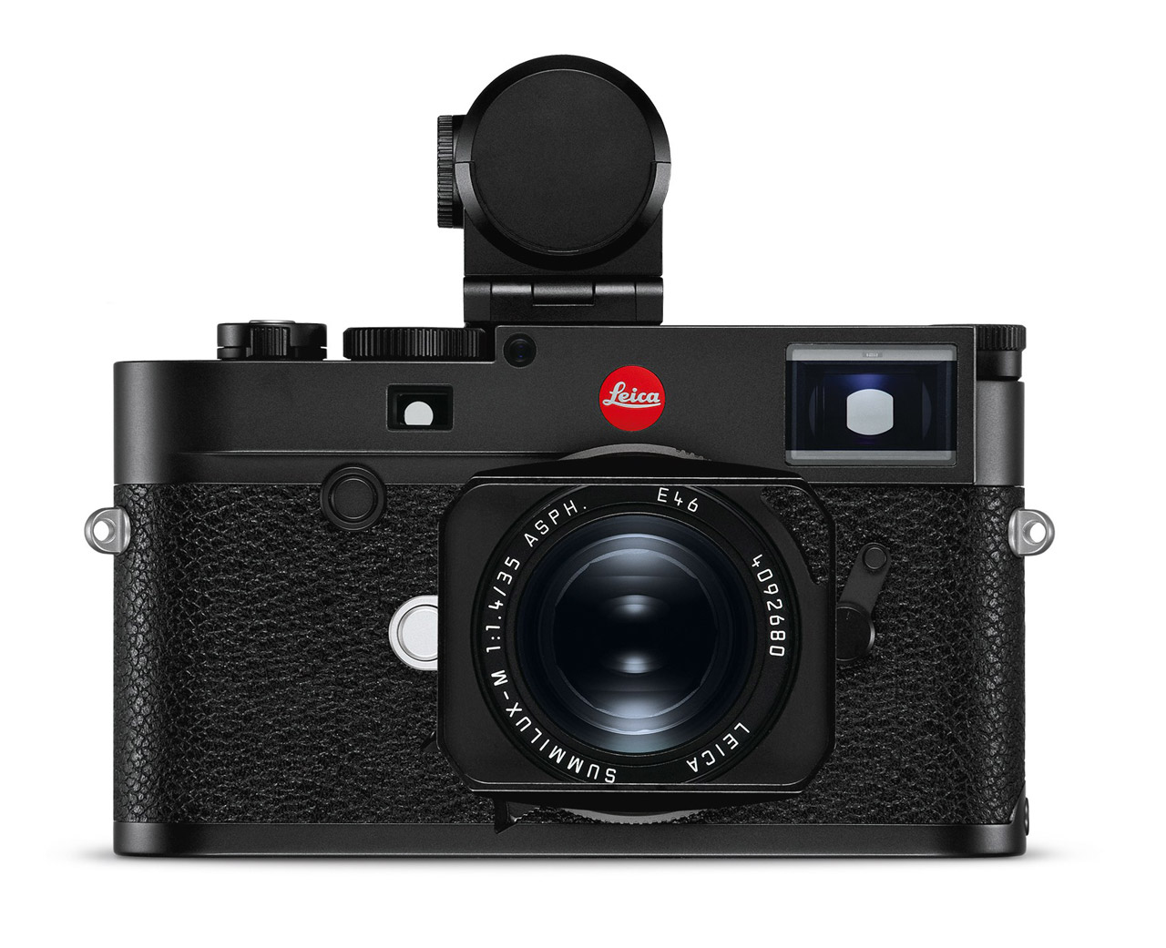 Leica's M10 Rangefinder Camera Puts Image Quality First With 24MP Image Sensor And Svelte Retro Frame