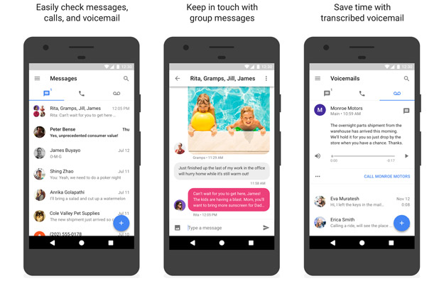 Google Voice Gets Extreme Makeover With Photo MMS Support, Group