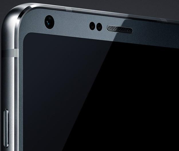 LG G6 Closeup