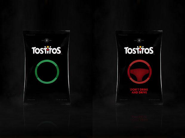 Tostitos bag