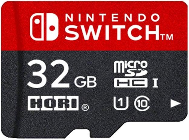 Nintendo microSD Card