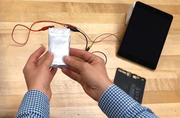 Ionic Battery