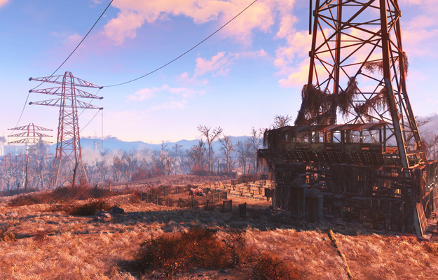 Fallout 4 Gains Native 1440p Support On PS4 Pro And High Resolution