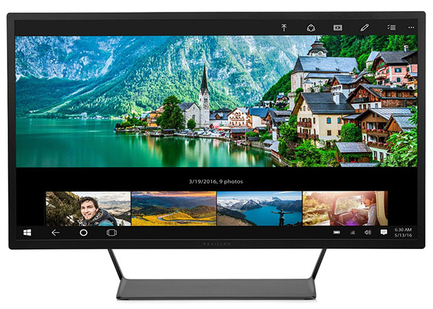 hp monitor deal