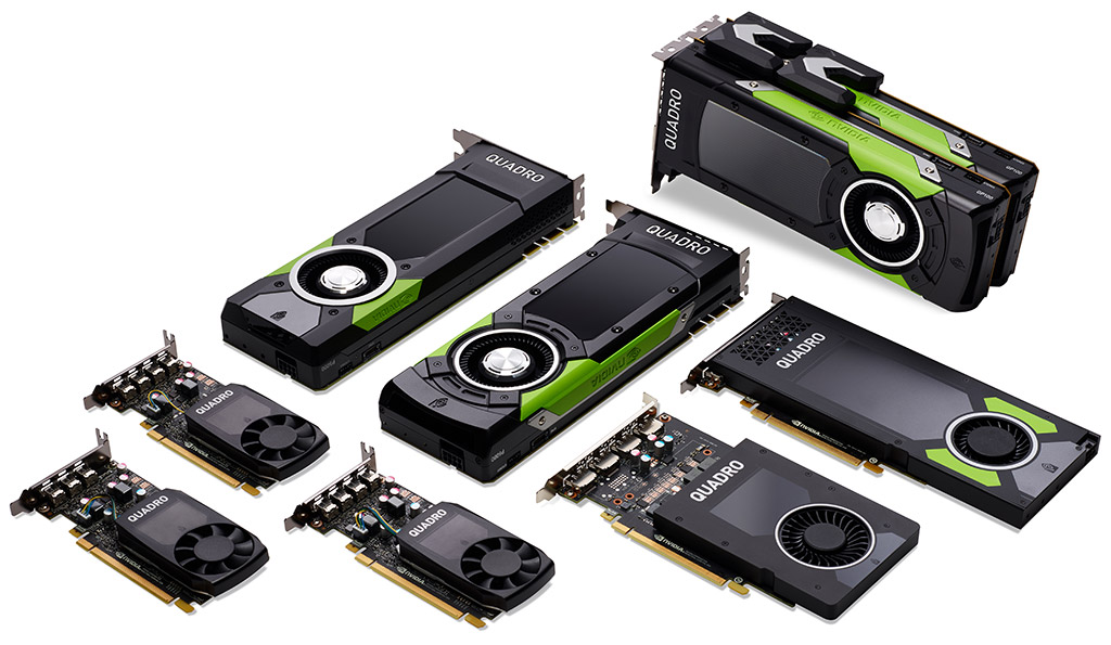 NVIDIA Unveils New Quadro Pro Graphics Cards Powered By Potent Pascal GPUs And Beastly GP100