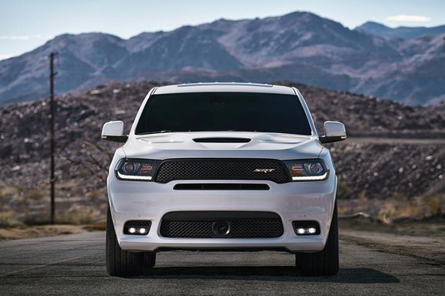 2018 Dodge Durango Srt Is A 475hp Hotrod Crossover For Urban Ault On The Way To Soccer Practice