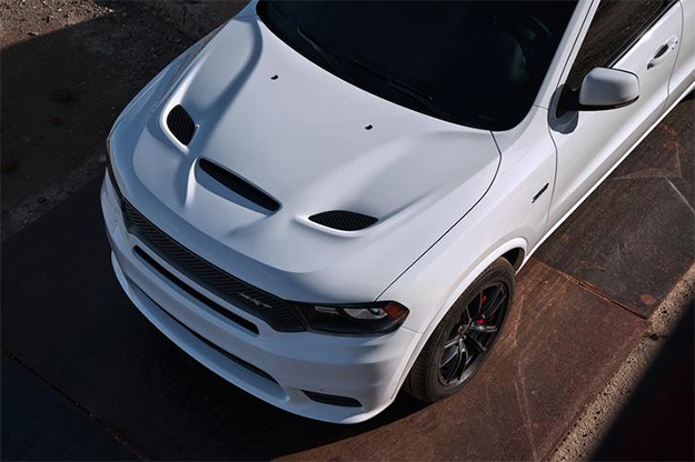 2018 Dodge Durango SRT Hood