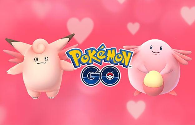 pokemon go valentine