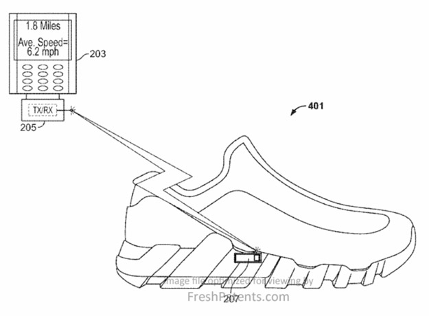 Nike Files Patent For Game Changing Wireless Team Sports Tracking