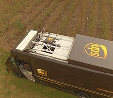 UPS Tests Drone Package Deliveries To Residential Customers, Forecasts Millions In Cost Savings