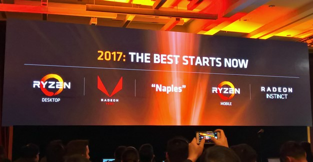 amd ryzen launch 1