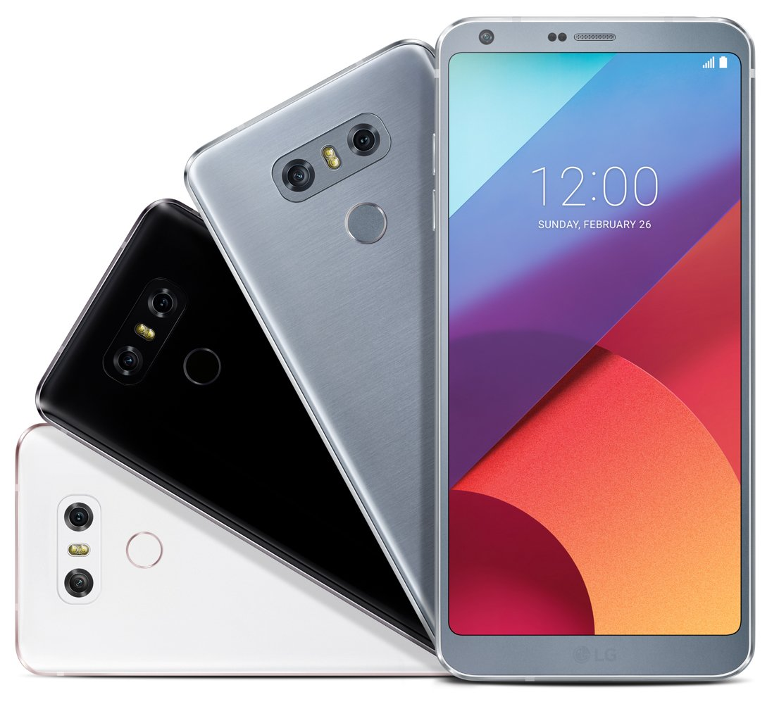 LG G6 Hands-On Preview: Compact And Gorgeous 5.7-inch QHD+ Display, Dual Rear Cameras And Snapdragon 821
