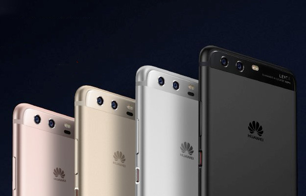 Huawei P10 and P10+ Rear
