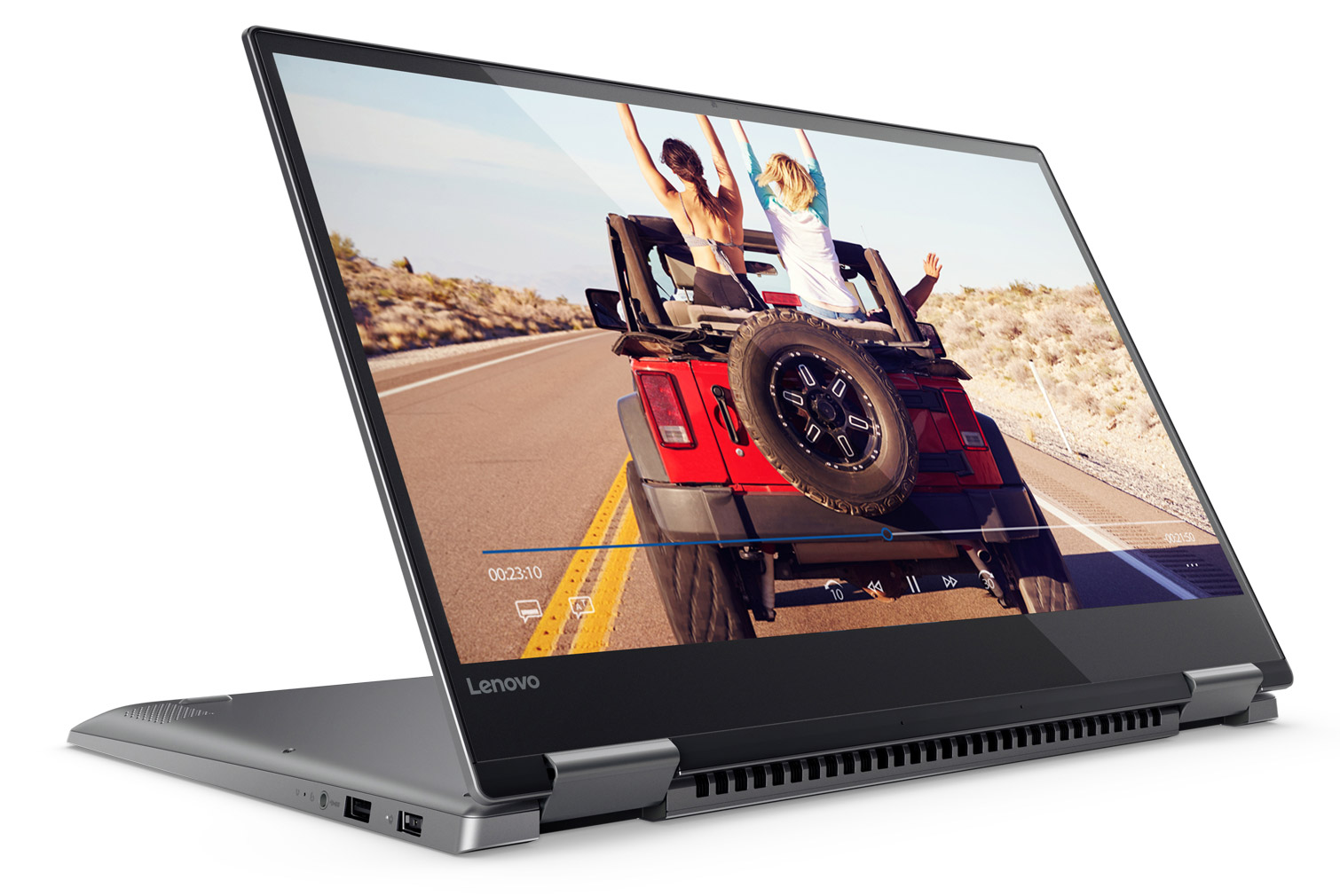 Lenovo Launches Windows 10 2-in-1 Onslaught With Miix 320, Yoga 720 And Yoga 520