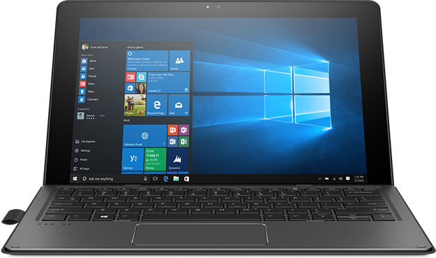HP Pro x2 612 G2 Front