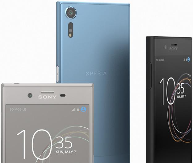 Sony Xperia XZs Phones