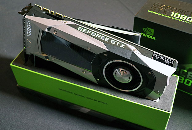 GeForce GTX 1080Ti Front2