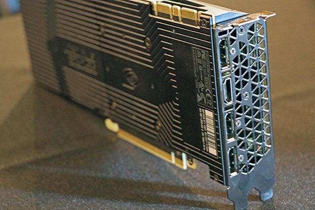 GeForce GTX 1080Ti Outputs