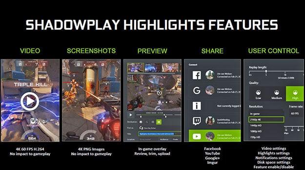 NVIDIA ShadowPlay Highlights 3