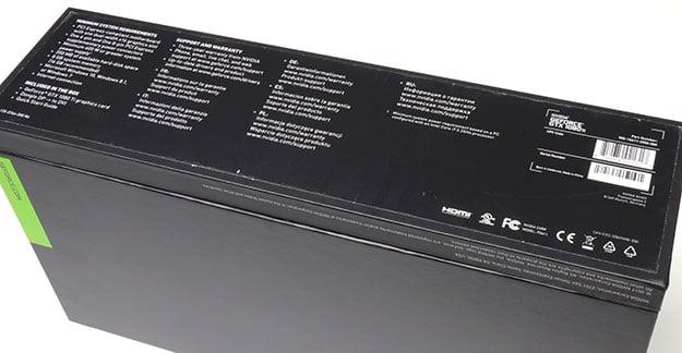 GeForce GTX 180Ti Box Label