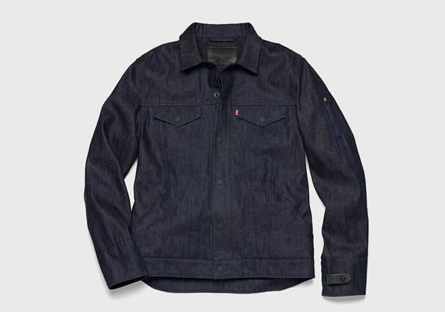 levis commuter jacket 2x