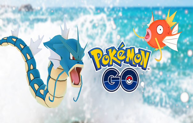 pokemon go water festival