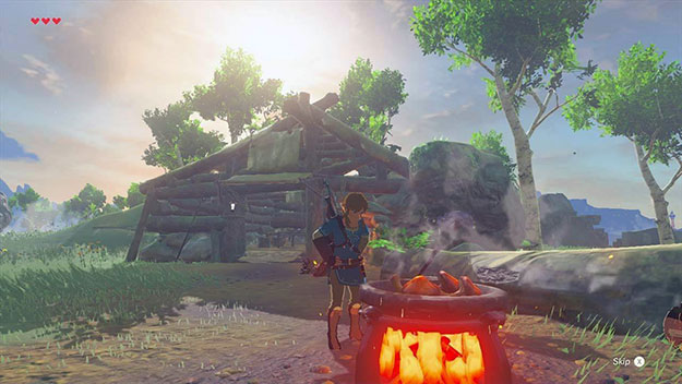 Zelda: Breath Of The Wild Screen Shot