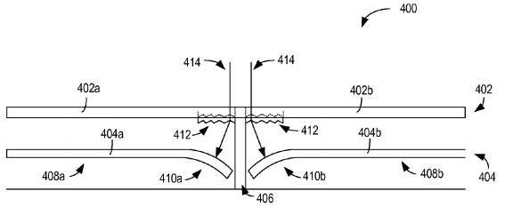 Microsoft Patent Display