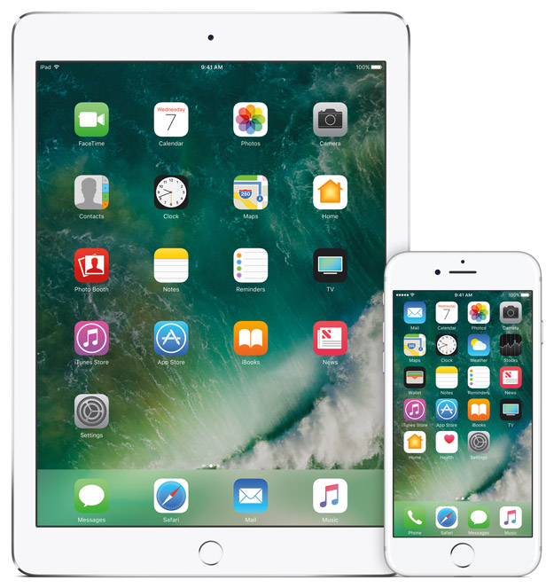 iOS iPad iPhone PF PR PRINT