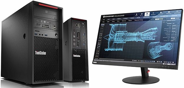 Lenovo ThinkPad P320 Workstations