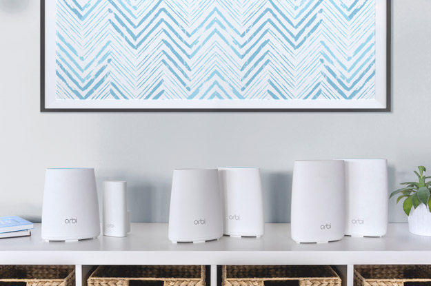 Netgear Expands Orbi Mesh Wi-Fi Router Family With Lower
