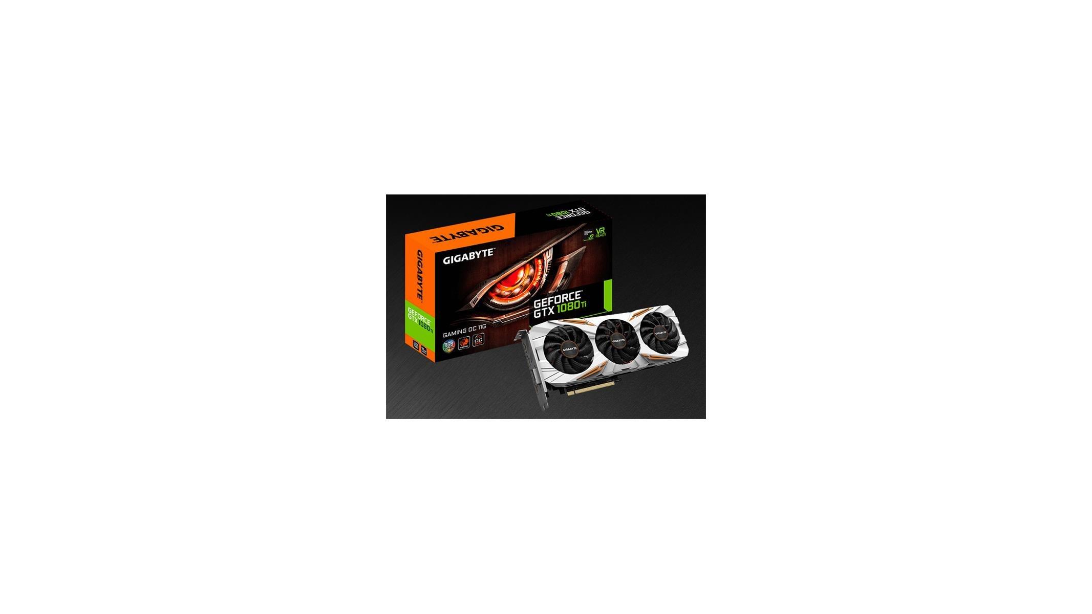 Gigabyte Seeks 4K Gaming Domination With Three Custom GeForce GTX