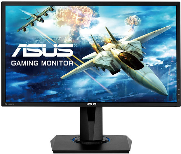 ASUS VG245Q Monitor Overview