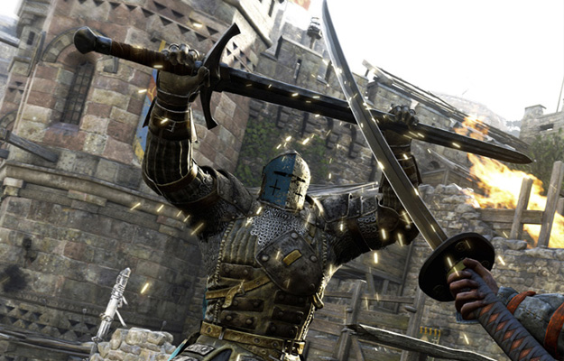 For Honor Sword Fight