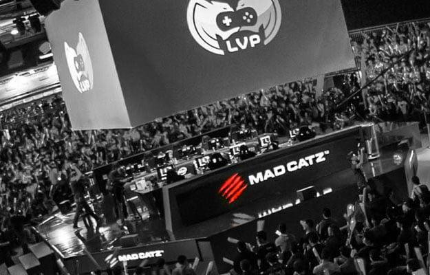 mad catz esports event