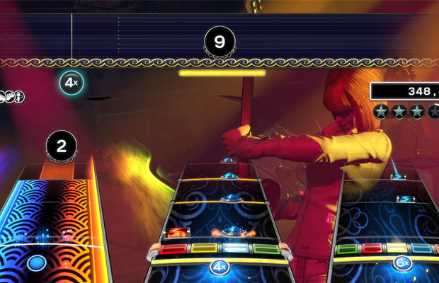 rock band 4 playthrough
