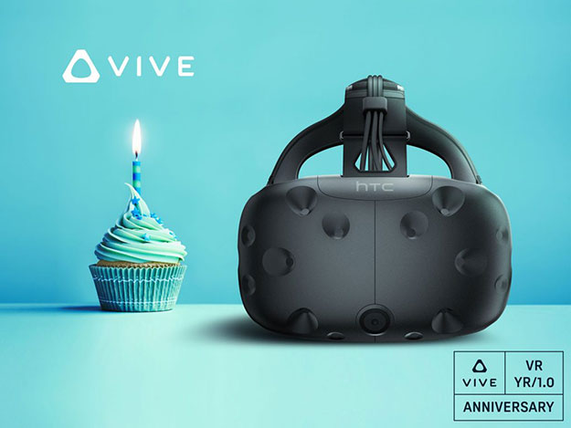 vive promo for one year anniversary