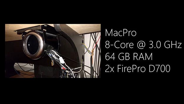 Mac Pro Specs
