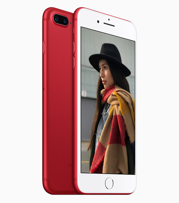 product red backfront