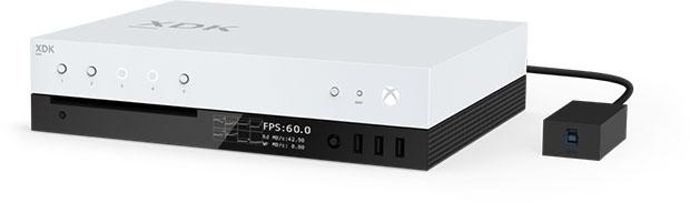 Xbox One Scorpio Developer Kit