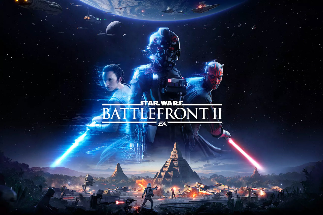 Star Wars Battlefront II Revealed! Preorder Now Jedi, Landing In November