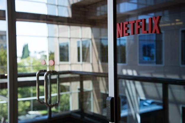 Netflix Door
