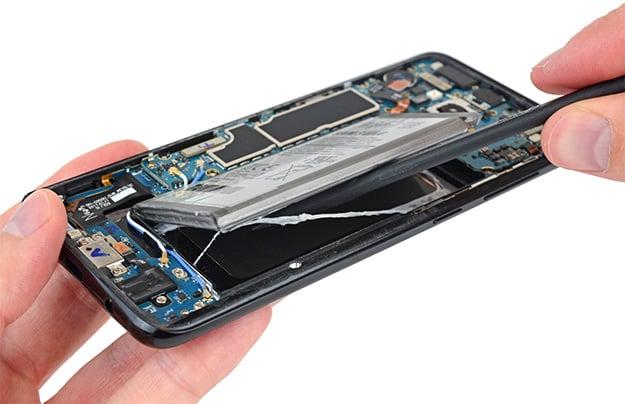 Samsung Galaxy S8 Glue