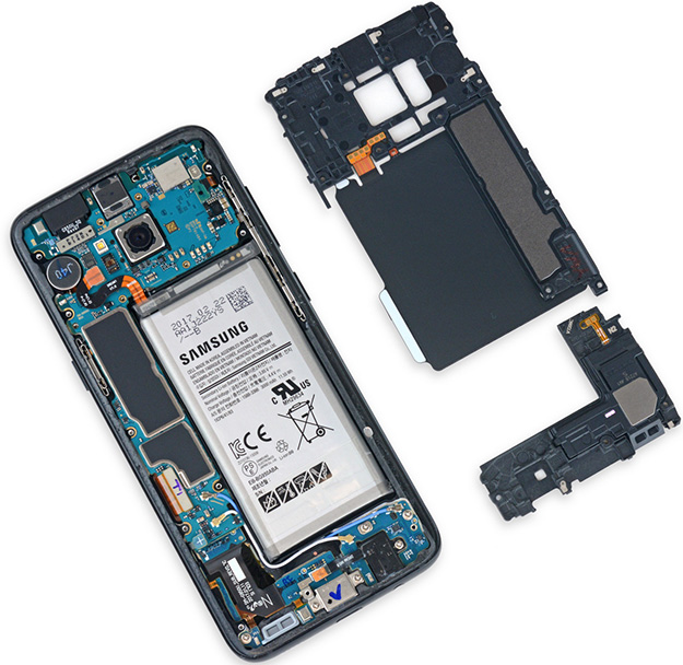 Samsung Galaxy S8 Open