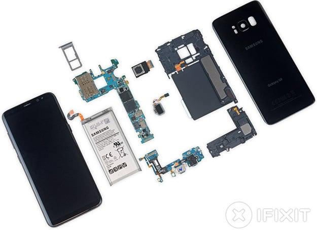 Samsung Galaxy S8 Parts