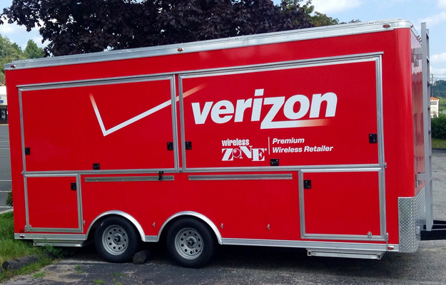 Verizon Trailer