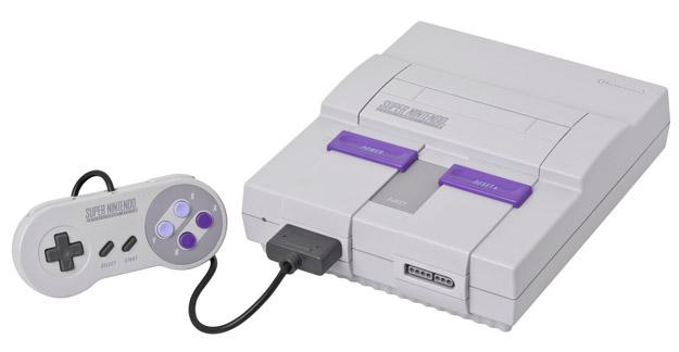 SNES Mod1 Console Set