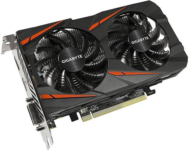 Gigabyte Radeon RX 550