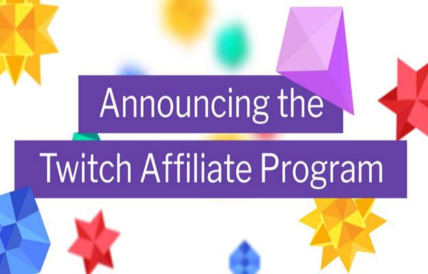 twitch affiliate program announcement