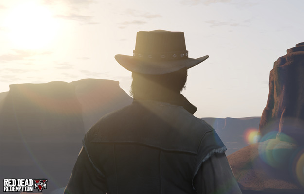 Red Dead Redemption GTA V